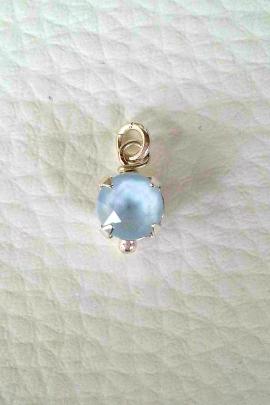 swarowski christal light blue
