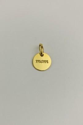 ciondolo mom gold