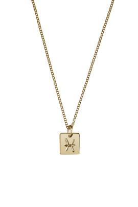 collana sigillo zodiaco gold